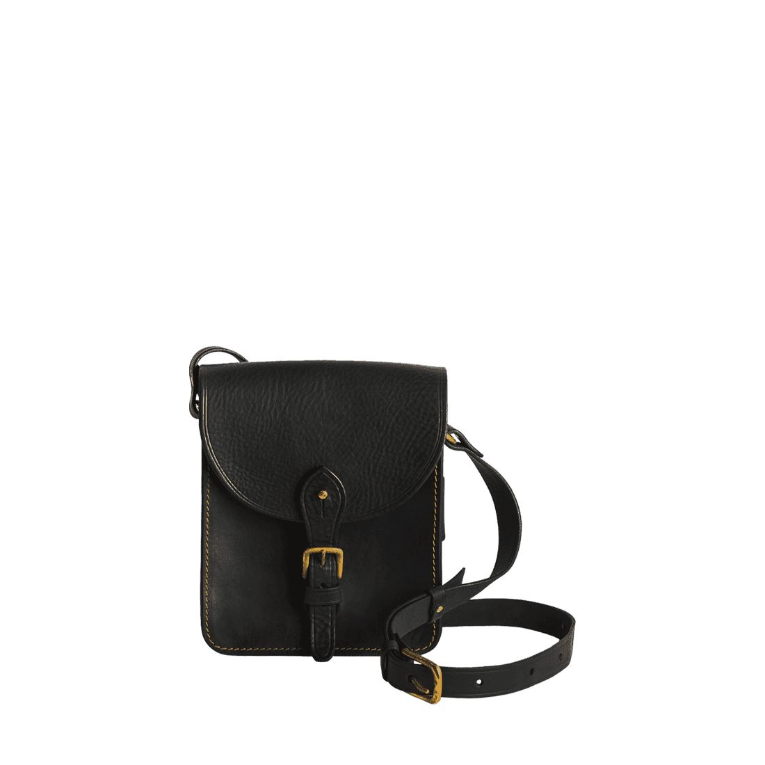 The book bag antique black
