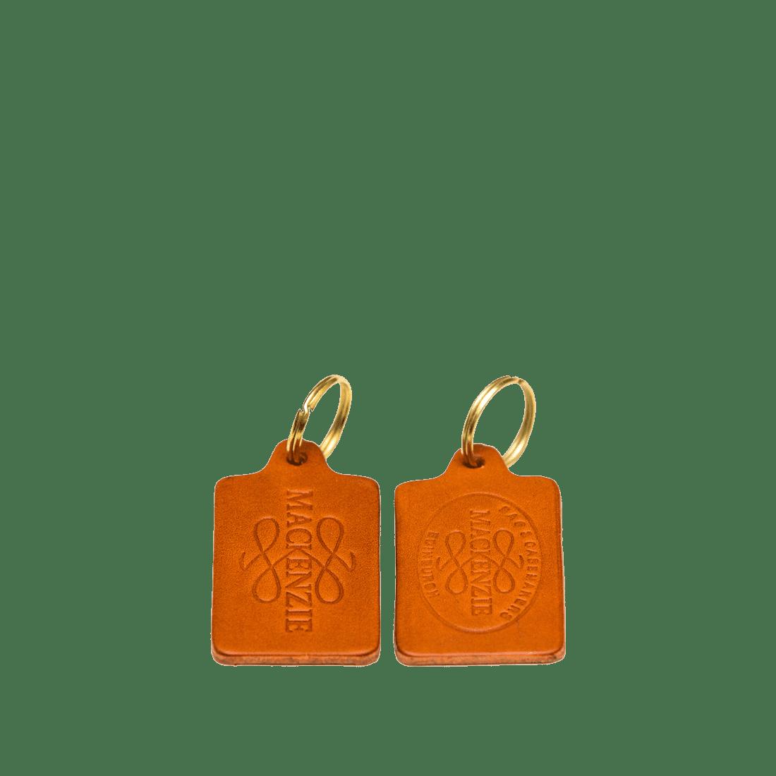 The key ring London tan