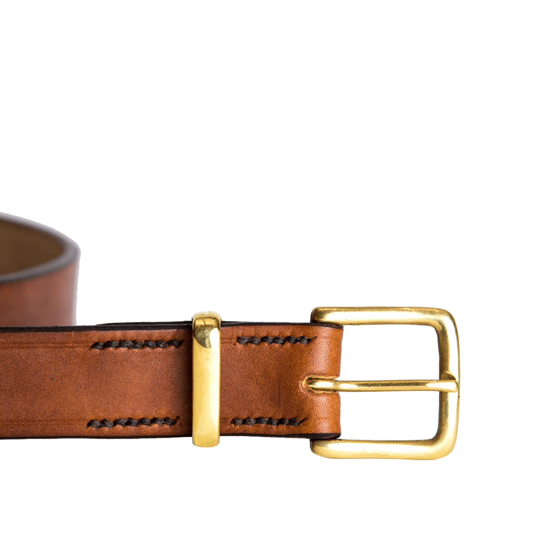 Genuine Italian Full Grain Leather Saddle Hide BLACK