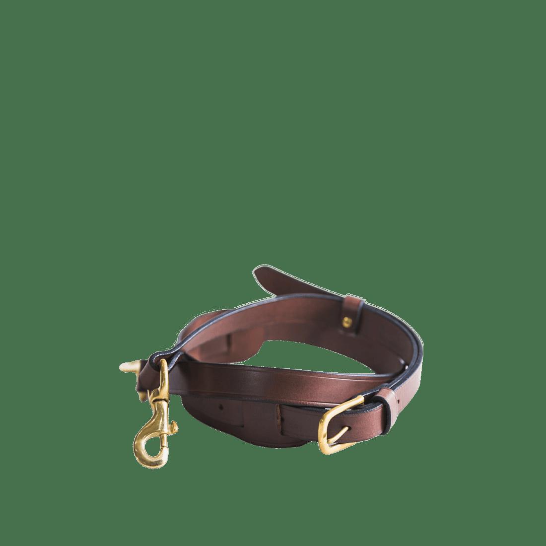Italian Saddle Hide Chestnut