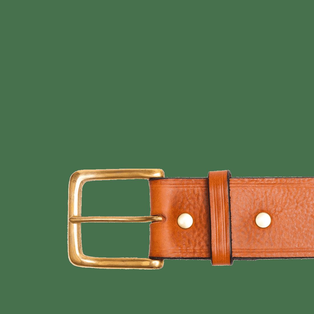 Italian Saddle Hide Antique Tan