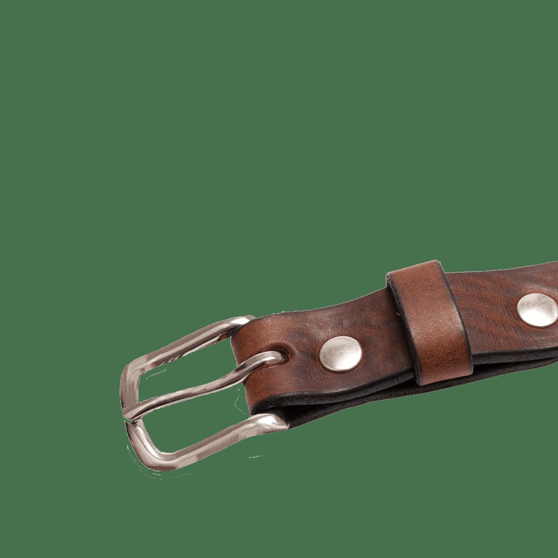 Italian Saddle Hide Antique Brown